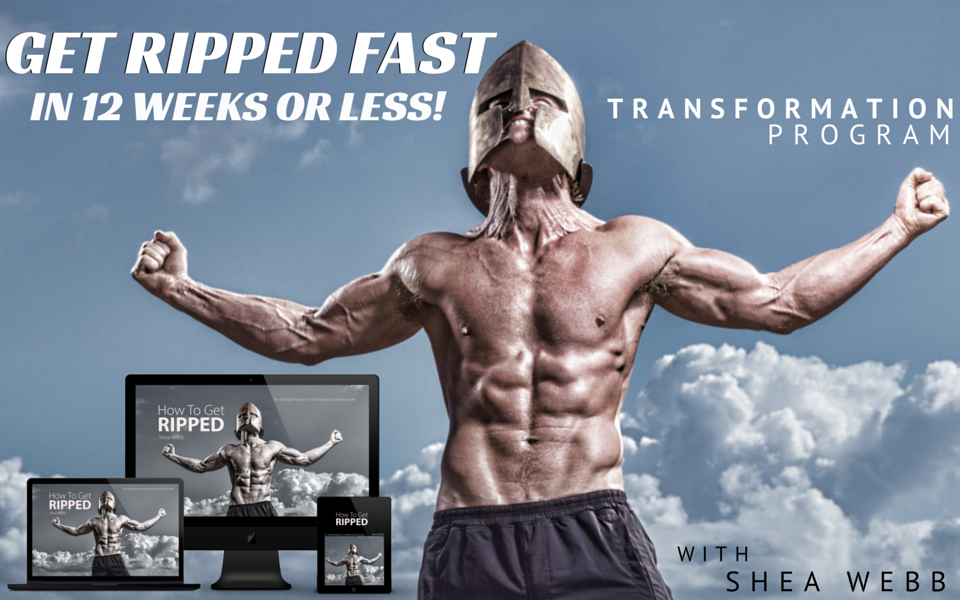 what to do to get ripped fast